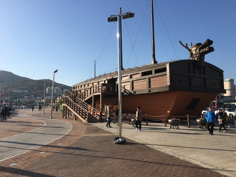 Yi Sun Shin Turtle Ship Yeosu