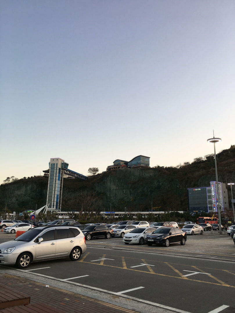 Yeosu Cable Car Elevator