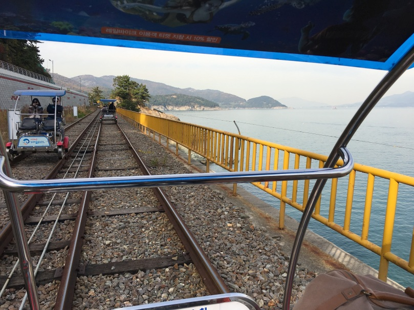 Yeosu Rail Bike View 2